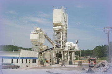 Asphalt and Concrete Batching Hoppers Scales